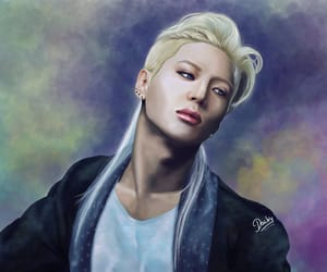 art, kpop, and taemints image