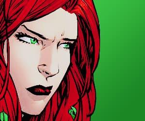 poison ivy, dc comics, and pamela isley image