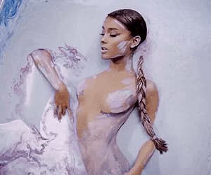 gif, ariana grande, and god is a woman image