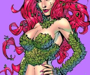 poison ivy, pamela isley, and dc comics image