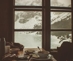 autumn, breakfast, and cold image
