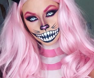 Halloween and pink image