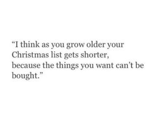 christmas, quotes, and older image
