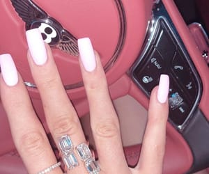 luxe, nail, and usa image