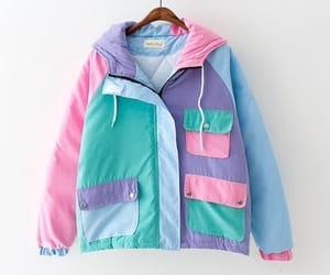 90s, grunge, and jacket image