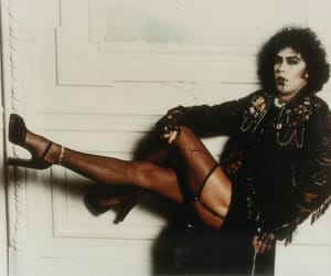 Tim Curry and rocky horror picture show image