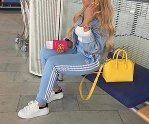 adidas, bag, and swag image
