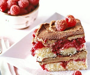 berry and cake image