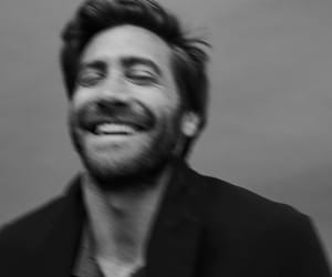 black and white and jake gyllenhaal image