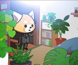 aesthetic, anime, and cactus image