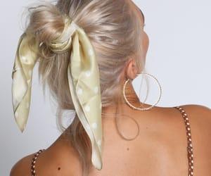 gold, headband, and turban image
