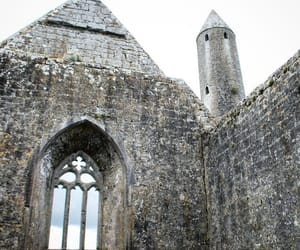 galway, ireland, and tower image