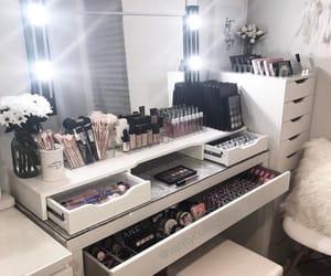 makeup, beauty, and luxury image
