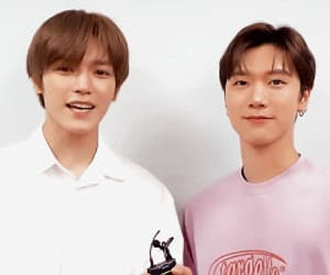 gif, ten, and taeyong image