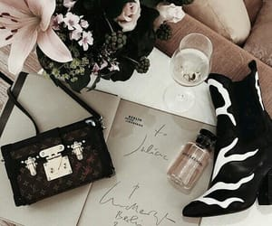 bags, fashion, and words image