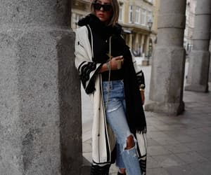 blogger, levis jeans, and chloe boots image