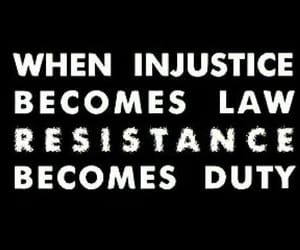 injustice, Law, and quote image