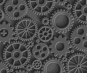 background, color, and gears image