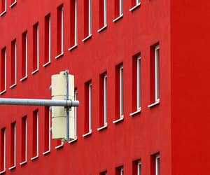 building, minimalism, and photography image