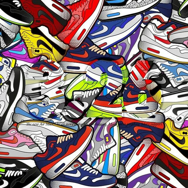 Montgomery Depresión ventajoso  Nike Shoes Wallpaper discovered by amyjames on We Heart It