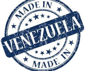 latina, venezuela, and madeinvenezuela image