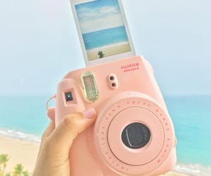beach, colors, and foto image
