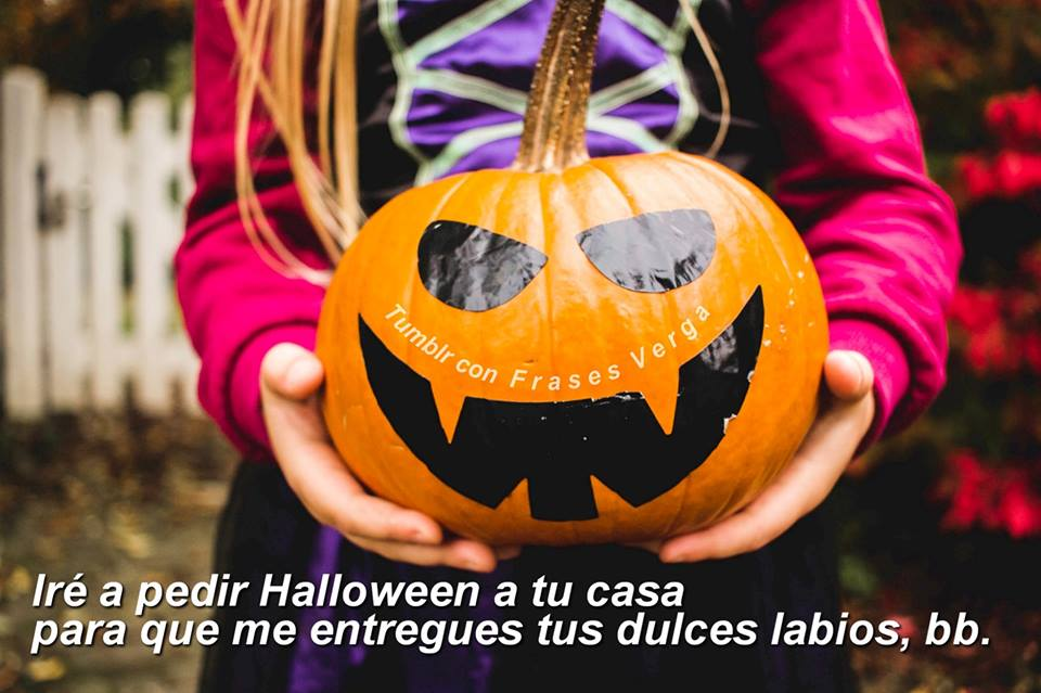 Image About Halloween In Frases By Rossv On We Heart It