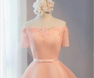 pink prom dresses and prom dresses lace image