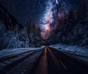 night, photography, and travel image