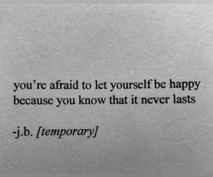 afraid, yourself, and alive image