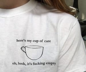 cup, white, and quotes image