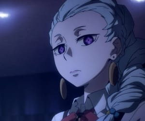 anime, anime girl, and nona image