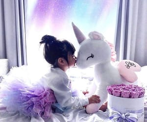 unicorn and baby image