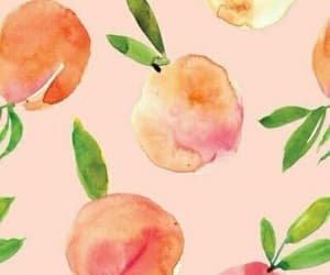peach, wallpaper, and background image