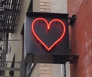 grunge, love, and heart image