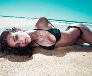 beauty, fashion, and skinny image