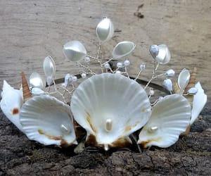 crown, seashell, and tiara image