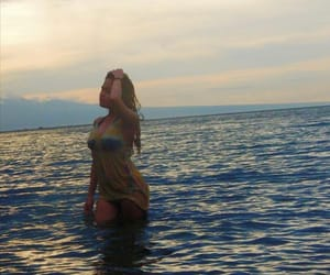 poem, beach bum, and love image