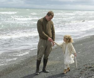 Lucy, Tom, and michael fassbender image