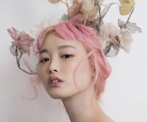 aesthetic, models, and lỳ image
