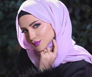 arabic, beauty, and fashion image