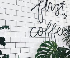 coffee, wallpaper, and white image