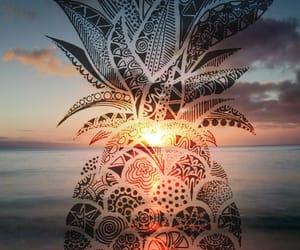 playa, walpaper, and sun image