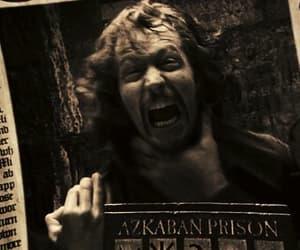 azkaban, harry potter, and prisoner image