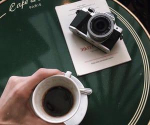 aesthetic, coffee, and кофе image