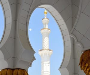 masjid, minaret, and mosquee image