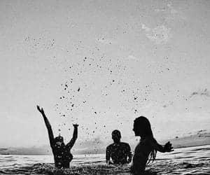 beach, boy, and inspiration image