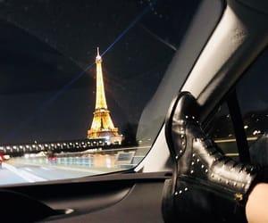 beautiful, night, and paris by night image