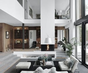 decor, home, and whi image
