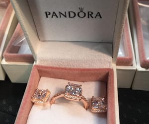 jewelry, luxury, and pandora image